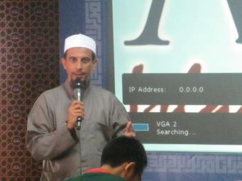Pengajar - Ust. Salim Muhdar