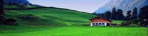 House on a Prairie Wide