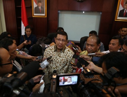 Menteri Agama Lukman Saifuddin