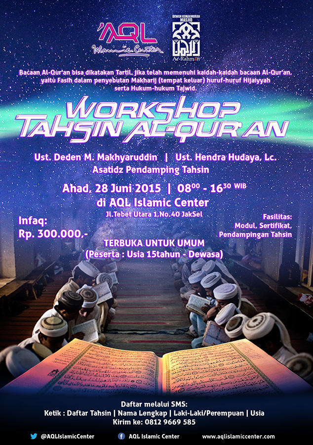 Flyer Workshop Tahsin (1)